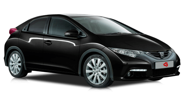 honda civic-5d