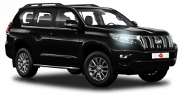 Toyota Land Cruiser Prado - изображение №2