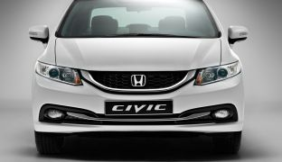 honda civic-4d