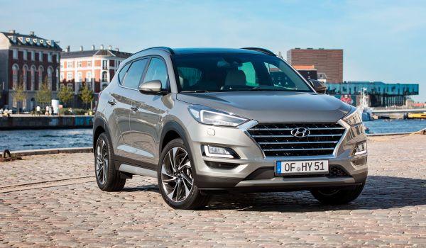 HyundaiTucson 2020
